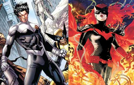 Northstar-Batwoman